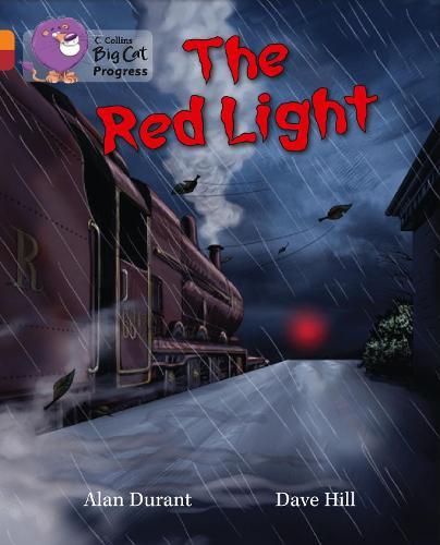 The Red Light: Band 06 Orange/Band 14 Ruby - Collins Big Cat Progress (Paperback)