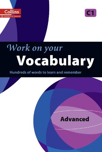 Vocabulary: C1 - Collins Work on Your... (Paperback)