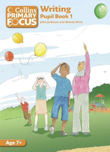 Writing: Pupil Book 1 - Collins Primary Focus (Paperback)