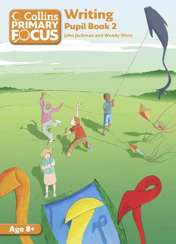 Writing: Pupil Book 2 - Collins Primary Focus (Paperback)