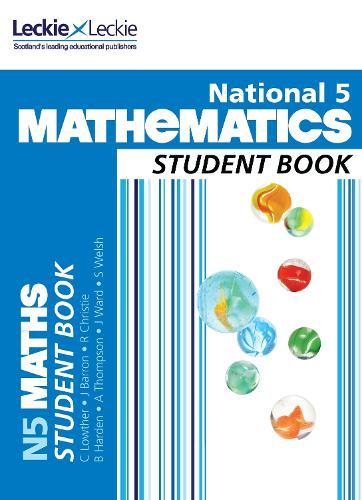 National 5 Mathematics Student Book - Student Book (Paperback)