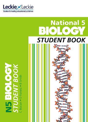 National 5 Biology Student Book - Student Book (Paperback)