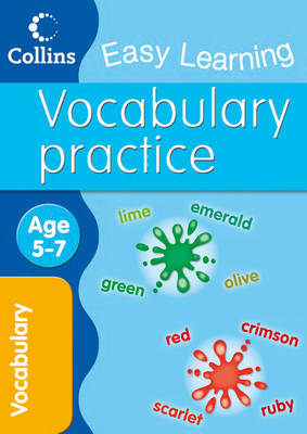 Vocabulary: Age 5-7 - Collins Easy Learning Age 5-7 (Paperback)