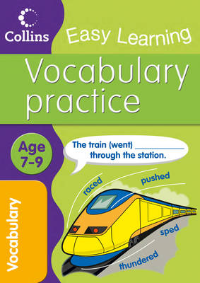 Vocabulary Age 7-9 - Collins Easy Learning Age 7-11 (Paperback)