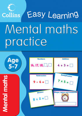 Mental Maths: Age 5-7 - Collins Easy Learning Age 5-7 (Paperback)