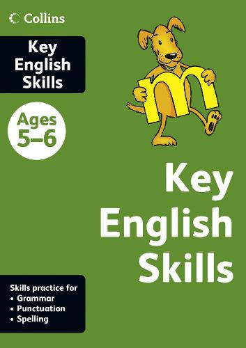 Key English Skills Age 5-6 - Collins Practice (Paperback)