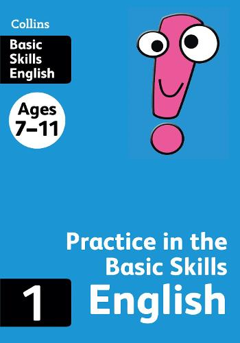 English Book 1 - Collins Practice in the Basic Skills (Paperback)