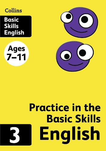 English Book 3 - Collins Practice in the Basic Skills (Paperback)