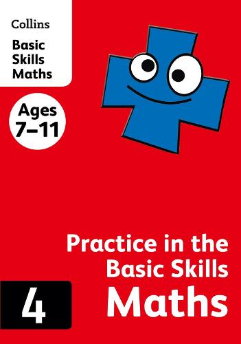 Maths Book 4 - Collins Practice in the Basic Skills (Paperback)