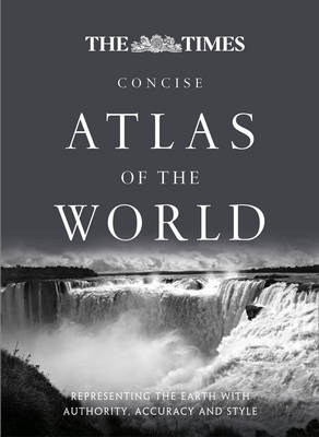 The Times Concise Atlas of the World [12th Edition] (Hardback)
