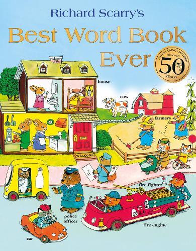 Best Word Book Ever (Paperback)