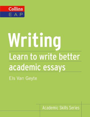 Writing: B2+ - Collins Academic Skills (Paperback)