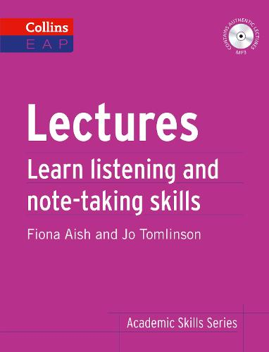 Lectures: B2+ - Collins Academic Skills (Paperback)