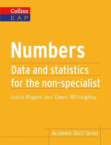 Numbers: B2+ - Collins Academic Skills (Paperback)