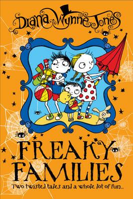 Freaky Families (Hardback)