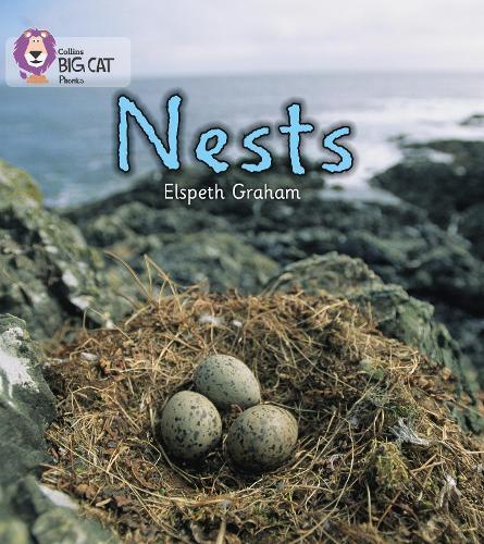 NESTS: Band 02a/Red a - Collins Big Cat Phonics (Paperback)