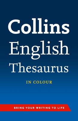 Collins English Thesaurus (Hardback)