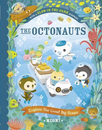 The Octonauts Explore The Great Big Ocean (Paperback)