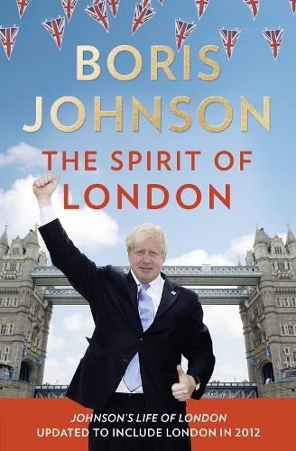 The Spirit of London (Paperback)