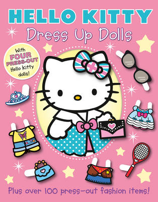 Dress Up Dolls - Hello Kitty (Paperback)