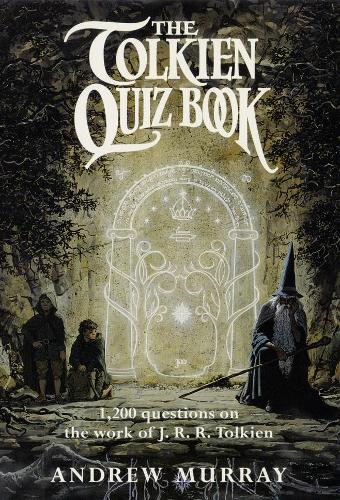 The Tolkien Quiz Book (Paperback)