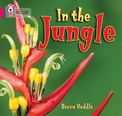 In the Jungle: Band 01b/Pink B - Collins Big Cat (Paperback)