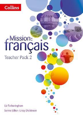 Teacher Pack 2 - Mission: francais