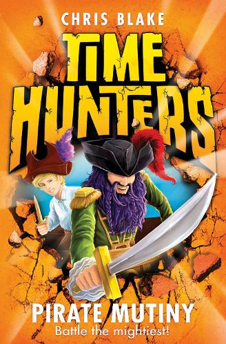 Pirate Mutiny - Time Hunters 5 (Paperback)