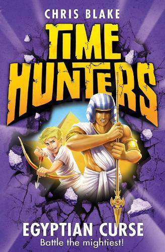 Egyptian Curse - Time Hunters 6 (Paperback)