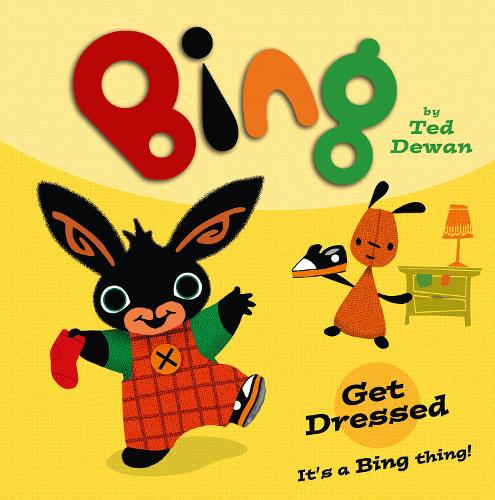 Bing: Get Dressed (Paperback)
