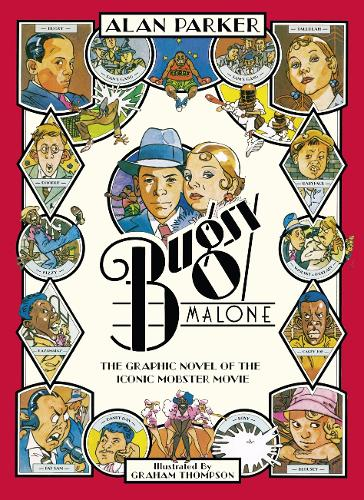 Bugsy Malone - Graphic Novel (Paperback)