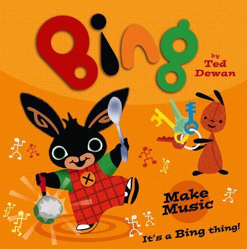 Bing: Make Music (Paperback)