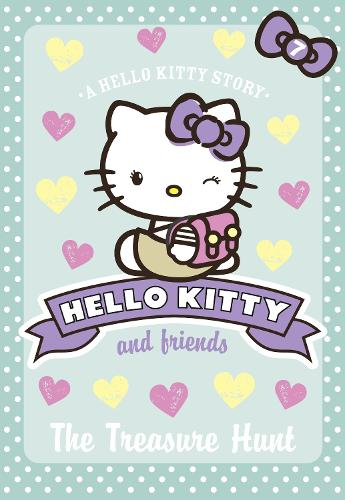 The Treasure Hunt - Hello Kitty and Friends 7 (Paperback)