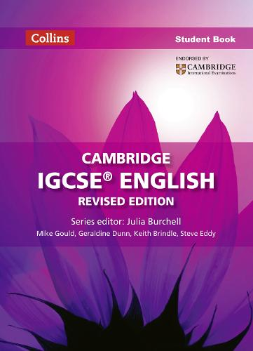 Cambridge IGCSE (TM) English Student's Book - Collins Cambridge IGCSE (TM) (Paperback)