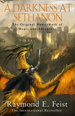 A Darkness at Sethanon - Riftwar Saga 03 (Paperback)