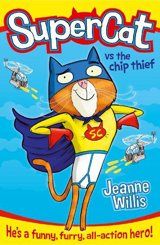 Supercat vs The Chip Thief - Supercat 1 (Paperback)
