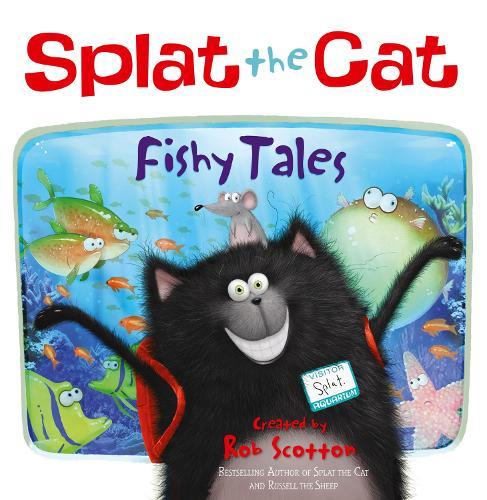 Fishy Tales! - Splat (Paperback)