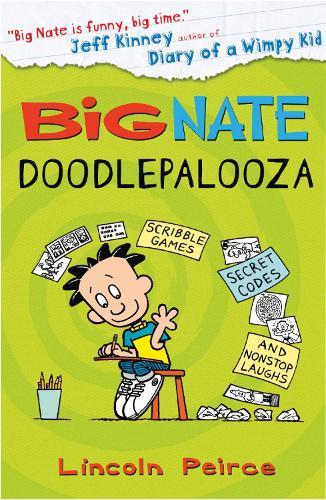 Doodlepalooza - Big Nate (Paperback)