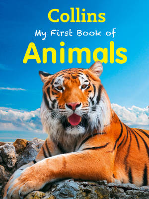 My First Book of Animals - My First (Paperback)