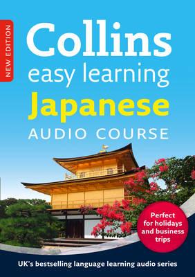 Easy Learning Japanese Audio Course: Language Learning the Easy Way with Collins - Collins Easy Learning Audio Course (CD-Audio)