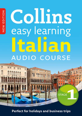 Collins Easy Learning Audio Course: Italian (Stage 1) - Collins Easy Learning Audio (CD-Audio)