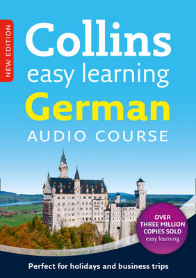 Easy Learning German Audio Course: Language Learning the Easy Way with Collins - Collins Easy Learning Audio Course (CD-Audio)