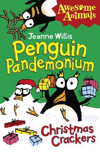 Penguin Pandemonium - Christmas Crackers - Awesome Animals (Paperback)