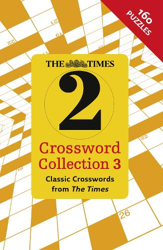The Times 2 Crossword Collection 3 (Paperback)