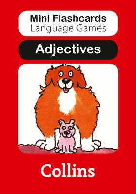 Adjectives - Mini Flashcards Language Games