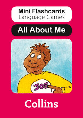 All About Me - Mini Flashcards Language Games