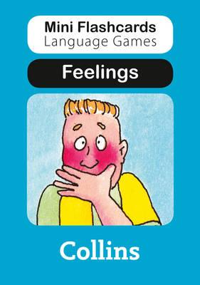 Feelings - Mini Flashcards Language Games