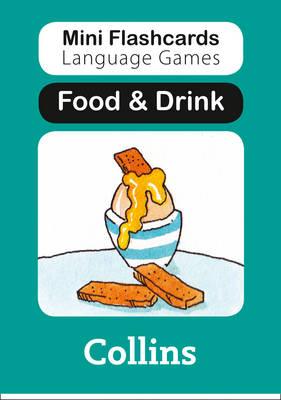 Food & Drink - Mini Flashcards Language Games