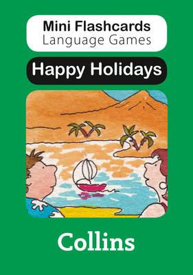Mini Flashcards Language Games: Happy Holidays - Mini Flashcards Language Games