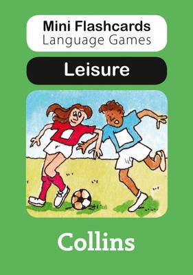 Leisure - Mini Flashcards Language Games